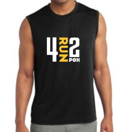 Men's 4RUN2 Tech Tank