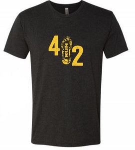 4RUN2 - Charcoal and Gold