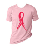Runner of STEEL T-Shirt - Pink Ribbon Limited Edition