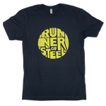 Runner of Steel Black Soft Tee
