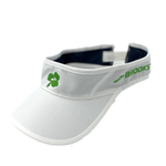 Brooks Shamrock Visor - White