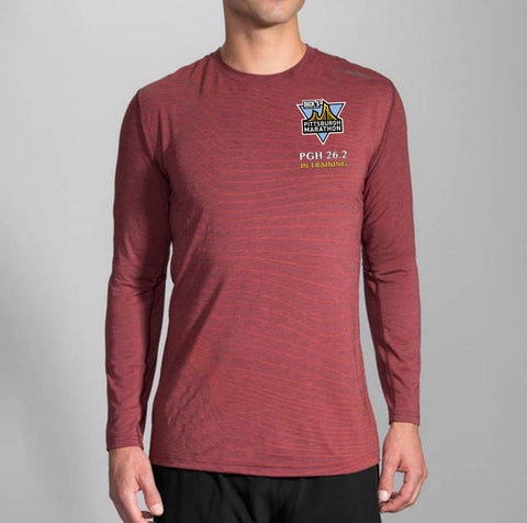 Men's 26.2 In Training Long Sleeve - Dick's Sporting Goods Pittsburgh Marathon