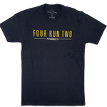4RUN2 + Fresh Factory Four Run Two Tee