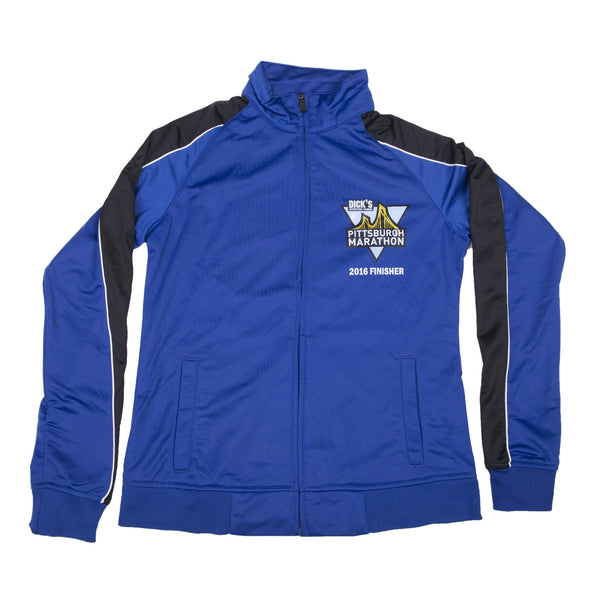 2016 Finishers Jacket - DICK'S Sporting Goods Pittsburgh Marathon