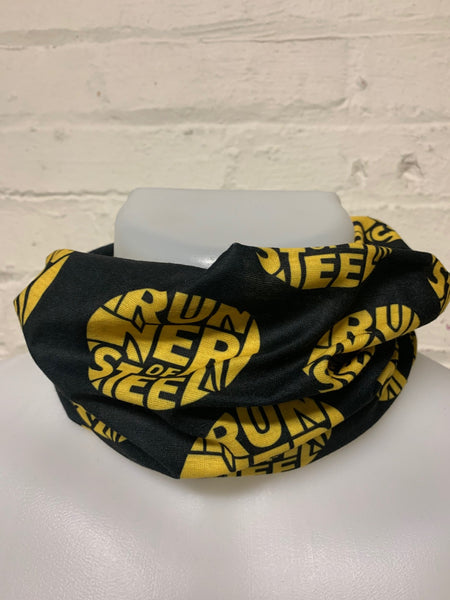 Runner of Steel Head Wrap