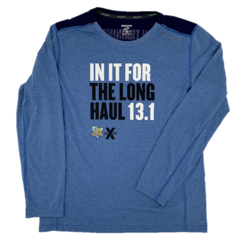 2018 Men's 13.1 In-Training: Brooks Distance Long Sleeve