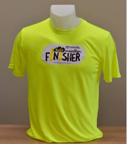 2017 Kids Marathon Finisher Shirts