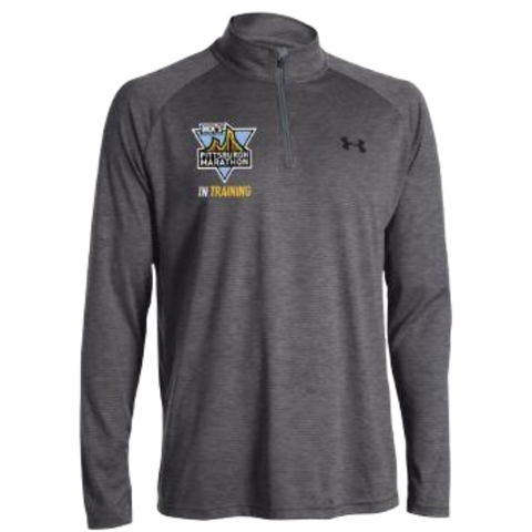 Men's In Training Quarter Zip - DICK's Sporting Goods Pittsburgh Marathon