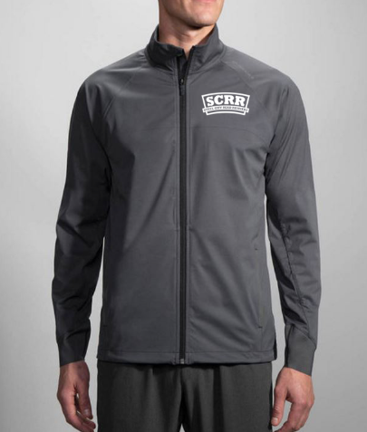 SCRR Brooks Men's Running Jacket