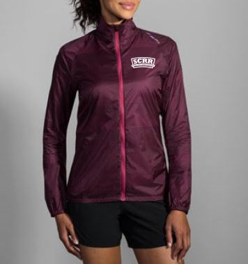 SCRR Women's Plum Running Jacket