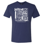 Pittsburgh Neighborhoods Tee