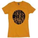Runner of Steel - Black and Gold