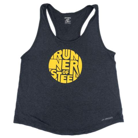 Runner of Steel Grey Tank