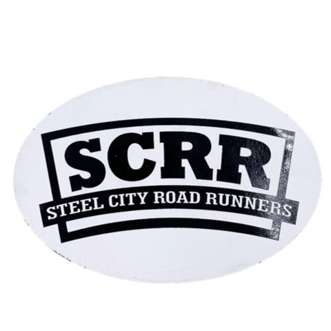 SCRR Car Magnet