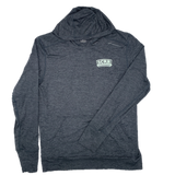 SCRR Men's Grey Tech Hoodie