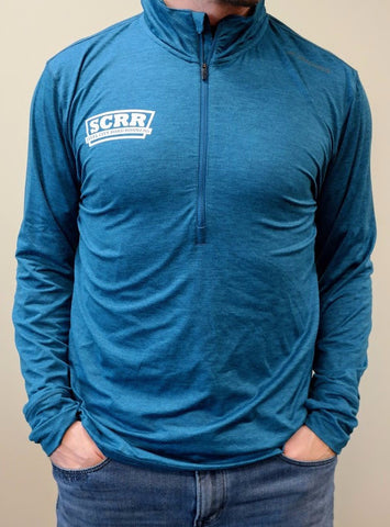 SCRR Brooks Men's 1/2 Zip