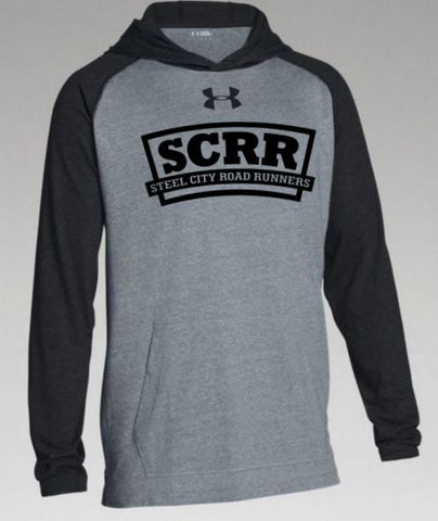 SCRR Men's Grey Lightweight Sweatshirt