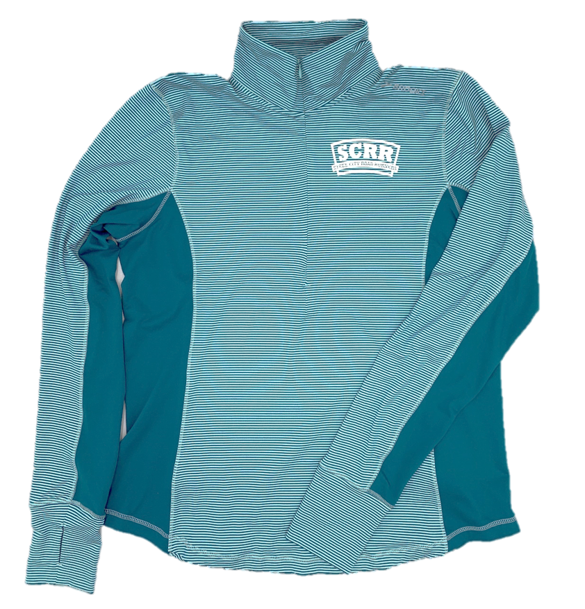 SCRR Women's Pool 1/4 Zip
