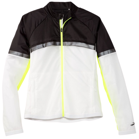 Women's In-Training Jacket: Brooks Carbonite Jacket