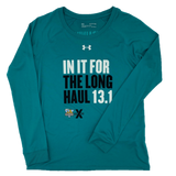 2018 Women's 13.1 In-Training: Under Armour Tech Long Sleeve