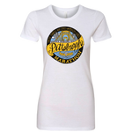 Women's Full Marathon Medallion Short Sleeve
