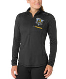Women's Black In Training 1/2 Zip - Dick's Sporting Goods Pittsburgh Marathon