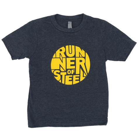 Youth Runner of Steel Tee