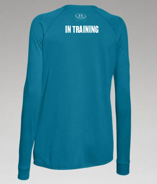 "Women's 26.2 ""In It For The Long Haul"" In Training Long Sleeve - DICK'S Sporting Goods Pittsburgh Marathon"
