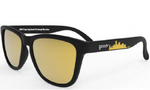 Exclusive Pittsburgh Edition Goodr Sunglasses