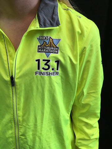 DICK'S Sporting Goods Pittsburgh Marathon Finishers Jacket - 13.1