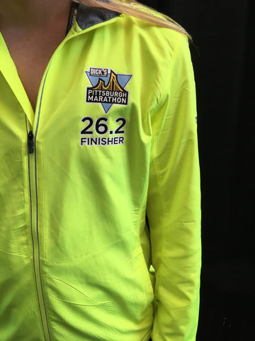 2017 Finishers Jacket - 26.2