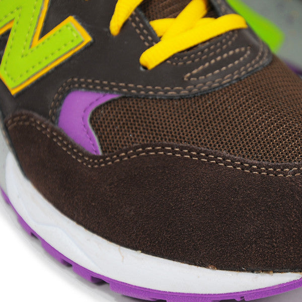 NEW BALANCE JAPAN EXCLUSIVES BROWN MRT580BD