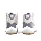"AIR JORDAN 11 RETRO 2010 ""COOL GREY"" 378037-001"