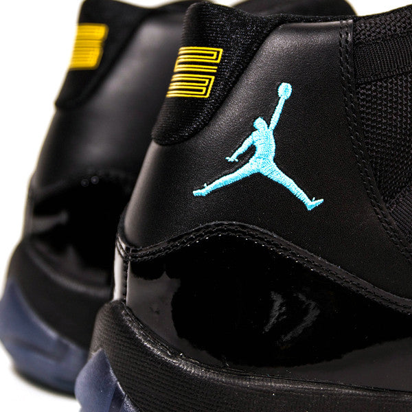 "AIR JORDAN 11 RETRO ""GAMMA BLUE"" 2013 378037-006"