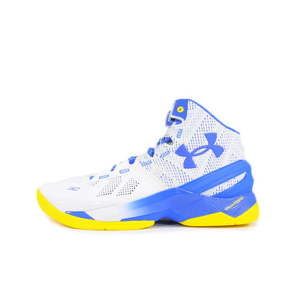 "UNDER ARMOUR CURRY 2 ""DUB NATION HOME"" 2016 1259007-104"