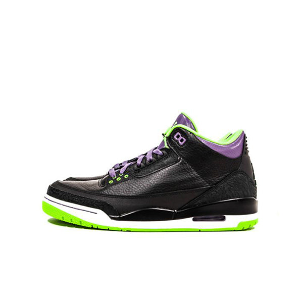 "AIR JORDAN 3 RETRO ""JOKER"" 136064-018"