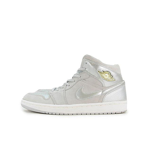 "AIR JORDAN 1 ""METALLIC SILVER"" 136065-001"