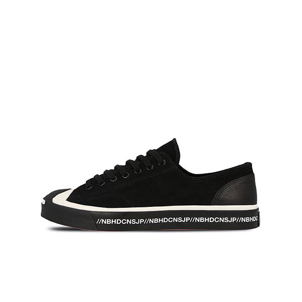 "CONVERSE JACK PURCELL OX NEIGHBORHOOD ""MOTORCYCLE"" 2019 165604C"