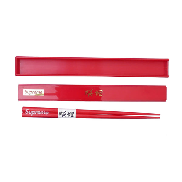 SUPREME CHOPSTICKS RED FW17