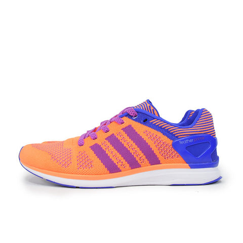 "ADIDAS ADIZERO FEATHER PRIME WMNS ""FLASH ORANGE"" B40250"
