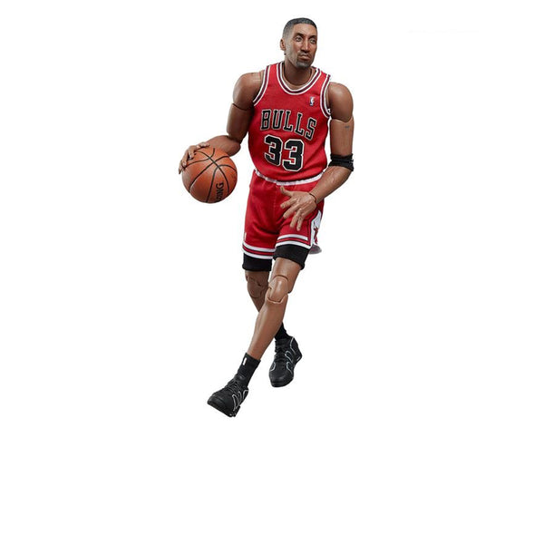 ENTERBAY SCOTTIE PIPPEN 1:9 FIGURE
