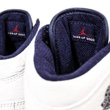 "AIR JORDAN 1 RETRO 2001 ""MIDNIGHT NAVY"" JP EXCLUSIVE 136060-111"