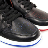 "AIR JORDAN 1 SB QS BLACK ""LANCE MOUNTAIN"" 653532-002"