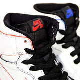 "AIR JORDAN 1 SB QS WHITE ""LANCE MOUNTAIN"" 653532-100"