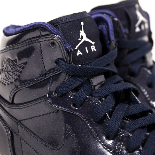 "AIR JORDAN 1 RETRO HIGH ""DARK OBSIDIAN"" 2009 332550-441"