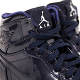 "AIR JORDAN 1 RETRO HIGH 2009 ""DARK OBSIDIAN"" 332550-441"