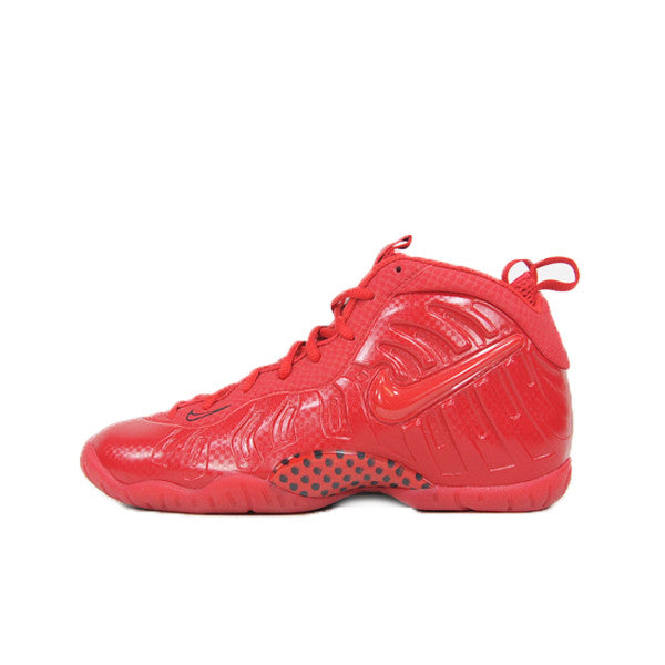 "NIKE LITTLE POSITE PRO GS ""GYM RED"""