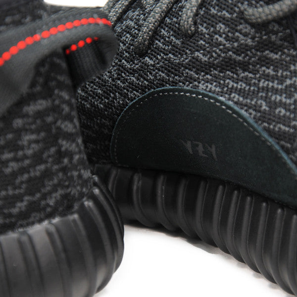 ADIDAS YEEZY BOOST 350 PIRATE BLACK 1.0