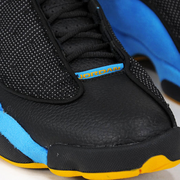"AIR JORDAN 13 RETRO CP3 PE ""HORNETS AWAY"" 2015"