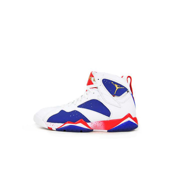 "AIR JORDAN 7 BG ""OLYMPIC ALTERNATE"" 2016 304774-123"